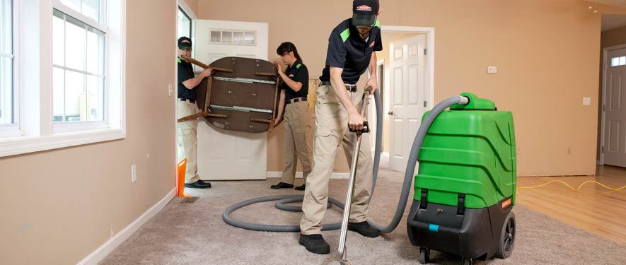 Rome, GA residential restoration cleaning